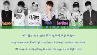 GOT7 - Good Tonight [Hangul/Romanization/English] Color & Picture Coded HD