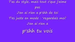 Jena Lee - Du style + Paroles