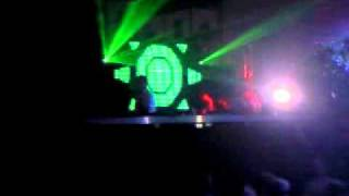 Laserkraft 3D & Tocadisco live @ Bootshaus Köln 2