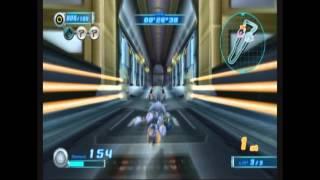 Sonic Riders: Zero Gravity - Nightside Rush (Race) - 0:35.46