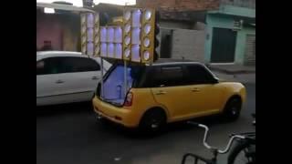 ANDANDO COM TRANSFORMERS MONTADO // SOM DE PORTA MALA