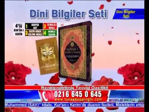 Kuran-ı Kerim Hediyeli Dini Bilgiler Seti