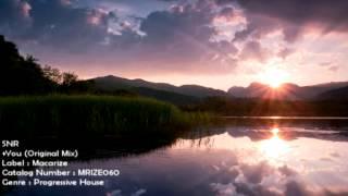 SNR - +You (Original Mix) [MRIZE060] [HD 1080p]