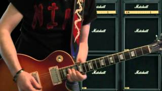 Slash feat. Dave Grohl and Duff McKagan - Watch This (guitar cover)