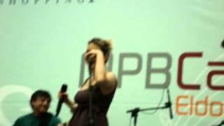 Luiza Possi imitando Ana Carolina - 02/10/10