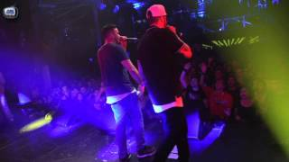 "Tote King + Shotta - ""Ven"" Live Madrid SALA BUT"