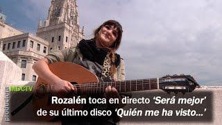 Rozalén - Será mejor (en directo)
