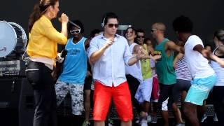 Ivete Sangalo -  Dançando  -  Imagem Edgar de Souza