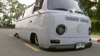 VW CBcustomswork - The dream bus
