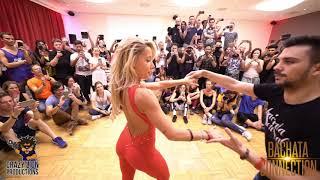 Truji & Gloria [Voy a Olvidarte by DJ Tronky ] @ Bachata Connection Cologne 2018