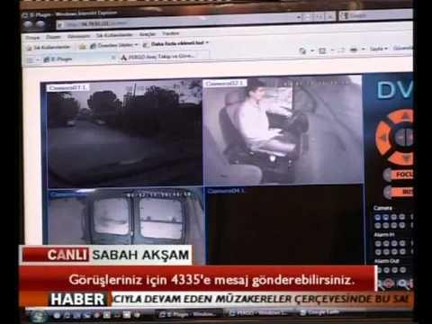 Ayra Güvenlik - Araç Takip Sistemleri - Kanal T - Sabah Akşam (Canlı Yayın)