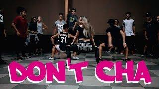 Pussycat Dolls - Don't Cha Class Choreography | Broop'Z