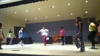 Mulan - Keep em' Guessing Rehersal