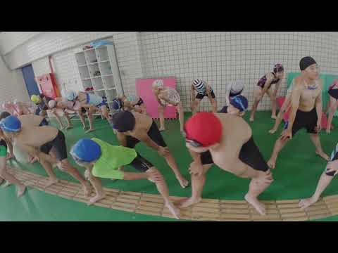 2019游泳課3 - YouTube