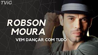 Robson Moura - Vem dançar com tudo - IGTV - Programa Canja - Ao Vivo