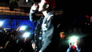 """Diggy Simmons Performs Live """" Made You Look Freestyle """" via Sneaker Pimps NYC 2010 (Best Quality)"""