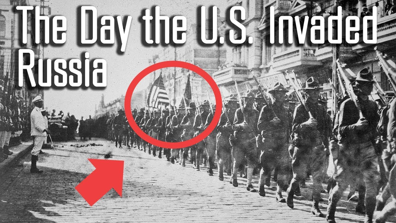 The Day the U.S. Invaded Russia