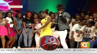 INSPIRE me, Nameless performs new song live #10Over10