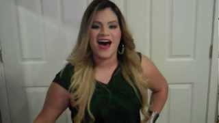 Que me vas a dar si vuelvo de Jenni Rivera covered by Diana Corzo