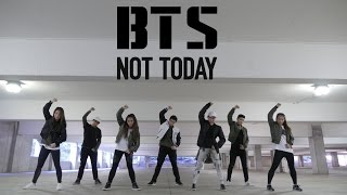BTS (방탄소년단) -  Not Today Full Dance Cover by SoNE1
