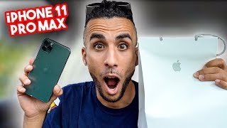 🤑 UNBOXING del NUOVO IPHONE 11 PRO MAX! *spettacolare*