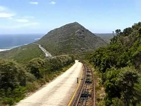 Cape Point Funicular South Africa now in HD