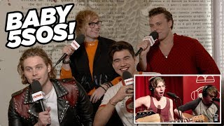 5SOS reminisce about the old days! #BABY5SOS