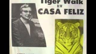Peter Laine - Tiger Walk