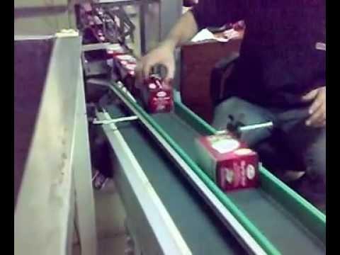 Poşet Çay Paketleme Makinası