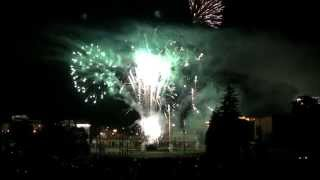 16th ICS - 27th July (Satudray)  Fireworks