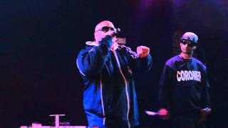 11-17-11 Mr. Groove (Groove The Boss) Live @ The Roxy
