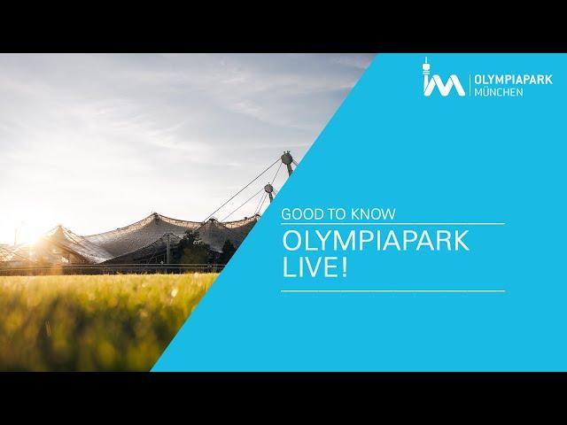 Estadio Olímpico de Mùnich - Visita guiada por el estadio olímpico