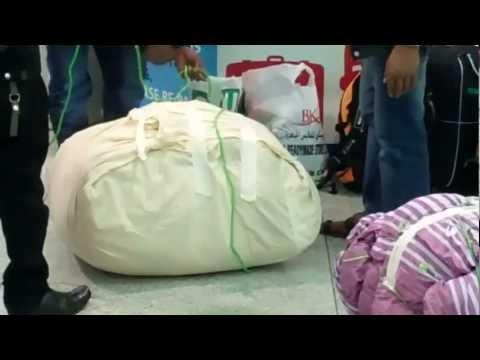 Airport:  travelling to Dhaka Bangladesh