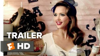 Dear Eleanor Official Trailer #1 - Jessica Alba, Luke Wilson Movie HD