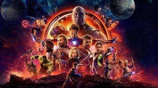 AVENGERS: Infinity War Trailer #2 Music (Audiomachine - Redshift)