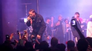 Xavier Wulf - Psycho Pass (Live in Santa Ana, 4/20/17)