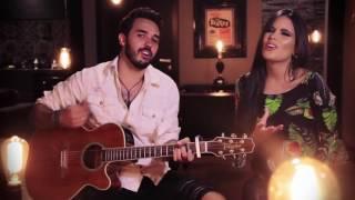 Talles e Larissa - Fantasma - Luan Santana Ft. Marília Mendonça Cover