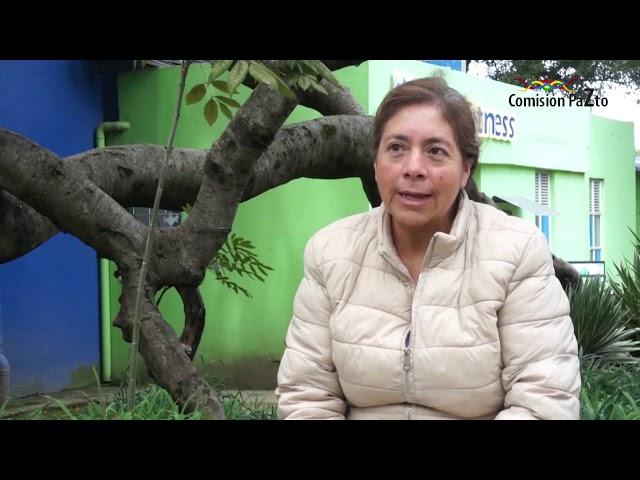 MEMORIAS DE PAZ: desaparición forzada, donde están los que faltan
