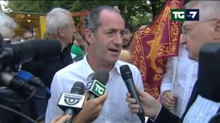 Veneto: Tosi contro Zaia e Salvini