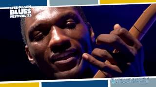 Efes Pilsen Blues Festival 23 İstanbul Cedric Burnside Saz Performansı