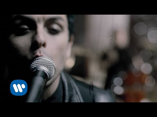 Video oficial de Boulevard Of Broken Dreams de Green Day