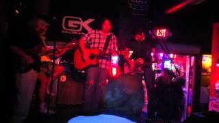 Ryan Kelly at the Full Moon Saloon Nashville TN