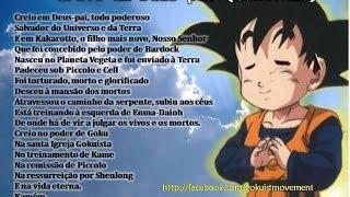 Gokuísmo com Padre Marcelo! Nosso Deus Goku.