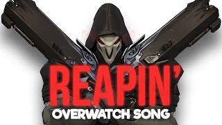 Instalok - Reapin' [Overwatch] (twenty one pilots: Heathens PARODY)