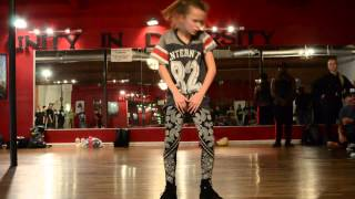 """Chris Brown """"Came To Do"""" Choreography Ft. 11 yr old Taylor Hatala 