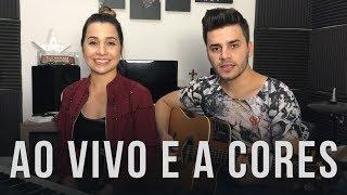 Ao Vivo e a Cores - Matheus e Kauan part. Anitta (Cover Mariana e Mateus)