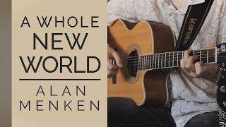 [Aladdin] A Whole New World - Alan Menken (Fingerstyle Cover by Dmitry Pimonov)