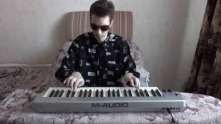 Jay Sean - Ride It on piano (ANDREW BLiKSEM Cover)