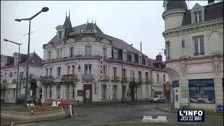 Les escrocs du grand hôtel derrière les barreaux (Sarthe)
