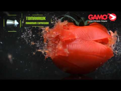Video: Gamo Tomahawk pellets at PyramydAir.com | Pyramyd Air